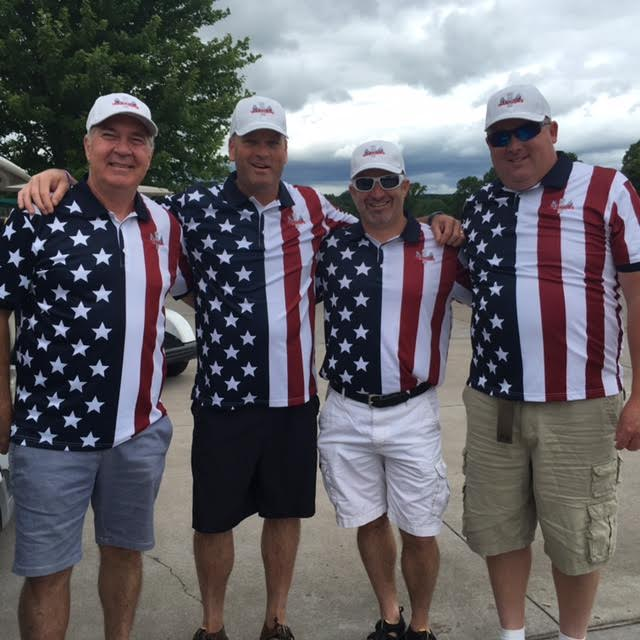 Wounded Warriors Benefit Golf Outing Sponsored by the Minnesota Mold Builders